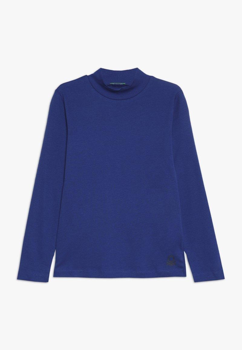 Benetton - Long sleeved top - blue
