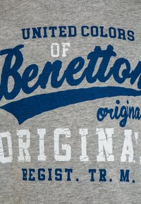Benetton - Long sleeved top - light grey - 2