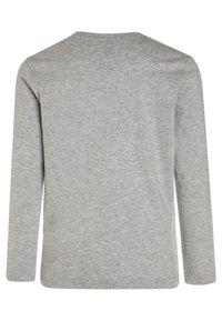 Benetton - Long sleeved top - light grey - 1