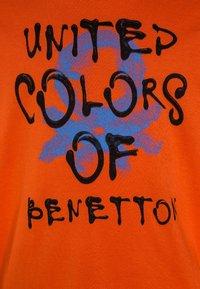 Benetton - Longsleeve - orange - 2