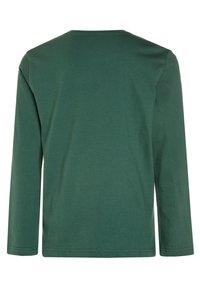 Benetton - Longsleeve - dark green - 1