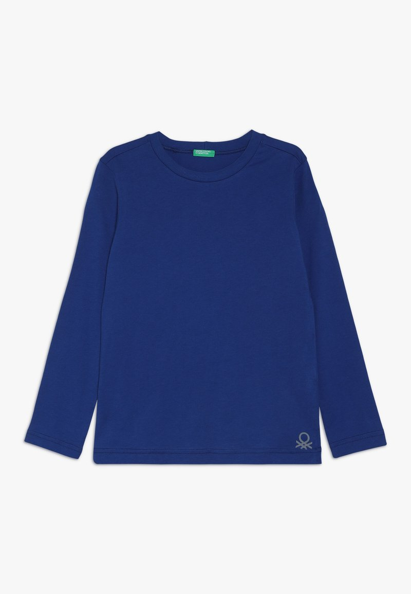 Benetton - Long sleeved top - royal