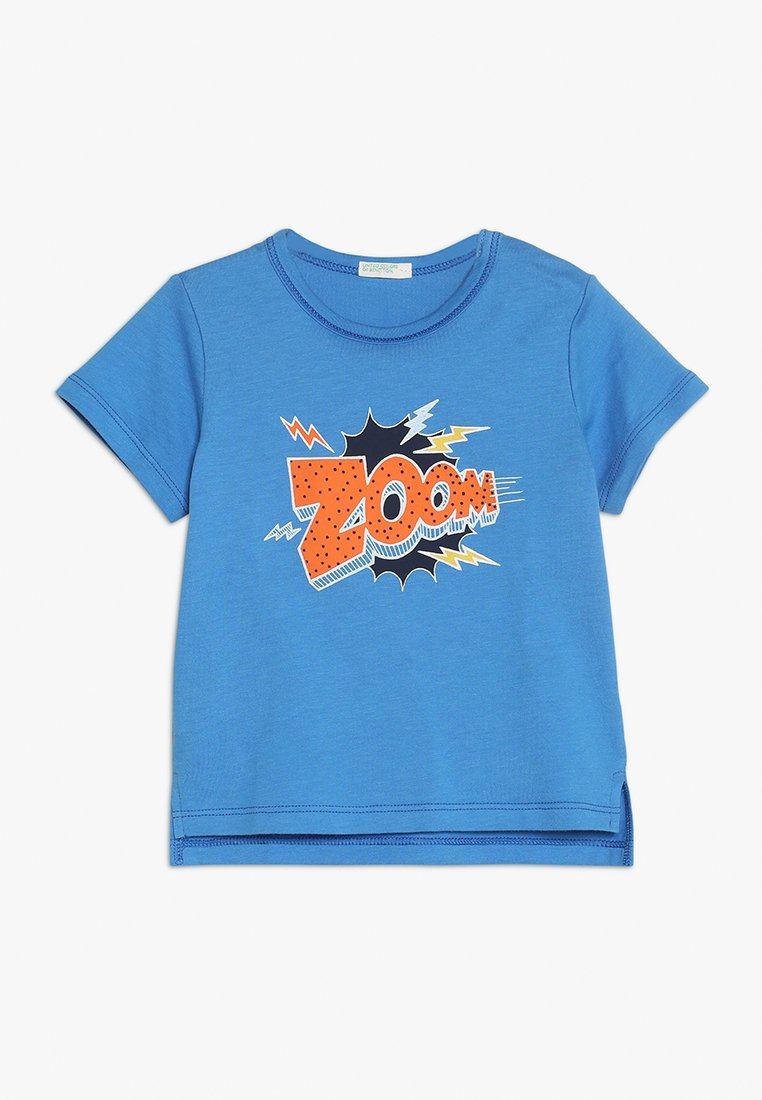 Benetton - T-Shirt print - blue