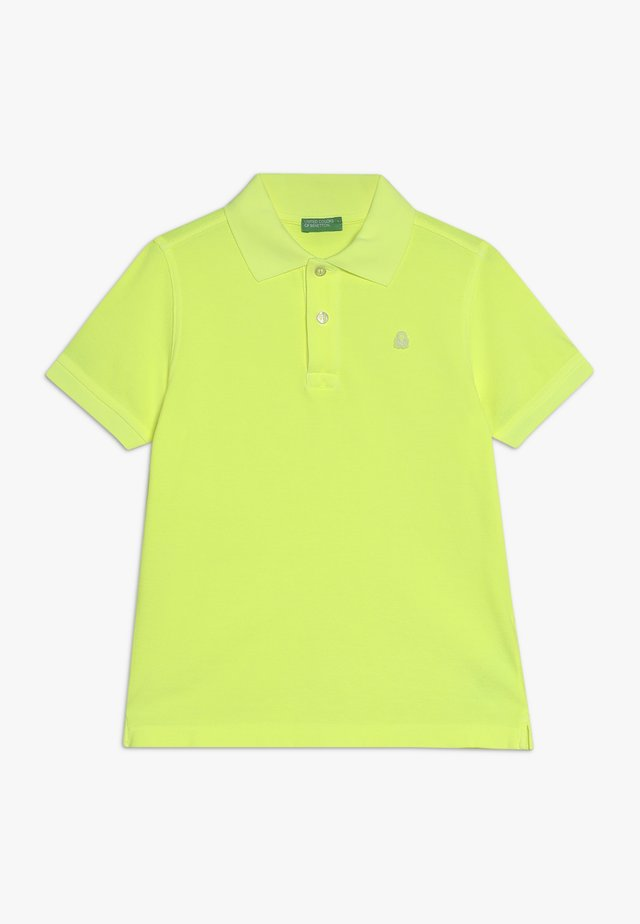 Polo - neon yellow