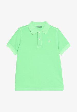 Koszulka polo - neon green