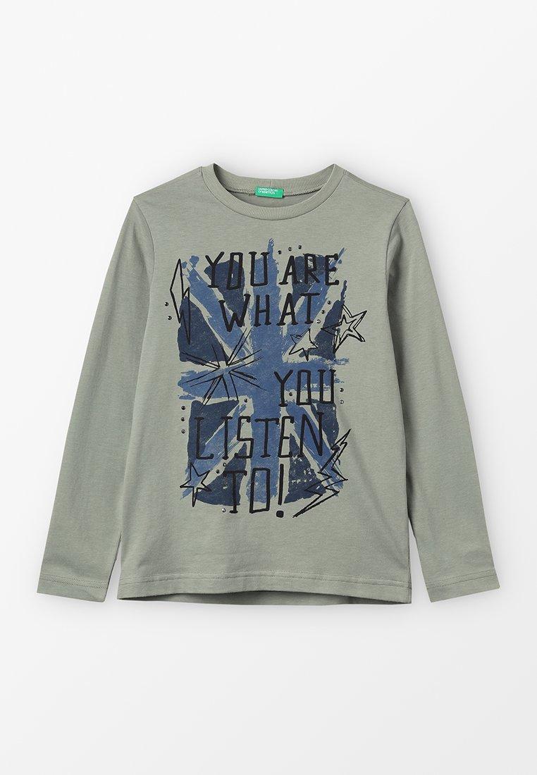 Benetton - Langarmshirt - khaki