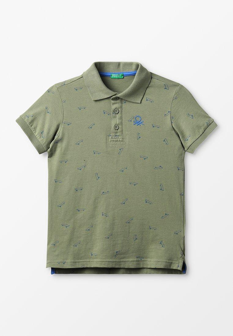 Benetton - Poloshirt - khaki