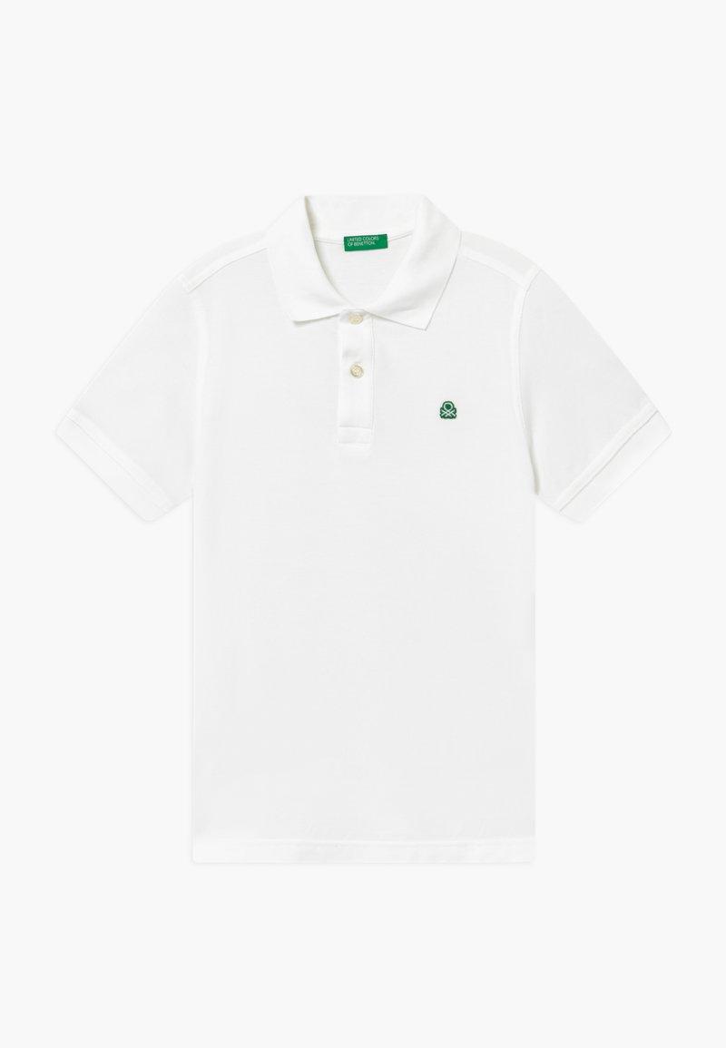 Benetton - Polo - white