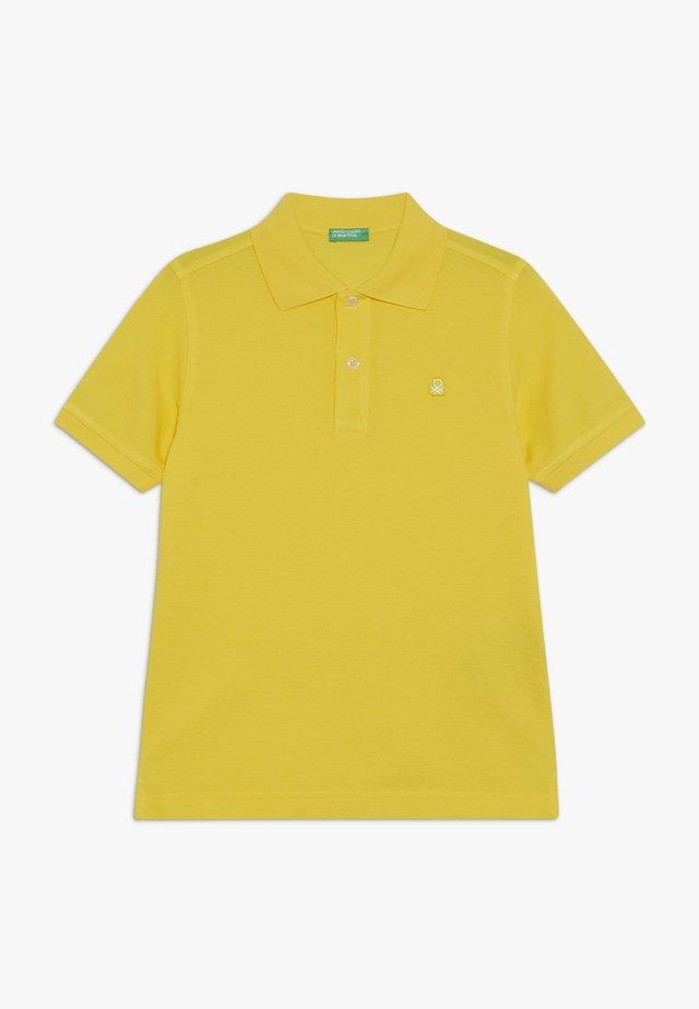 Poloshirt - yellow