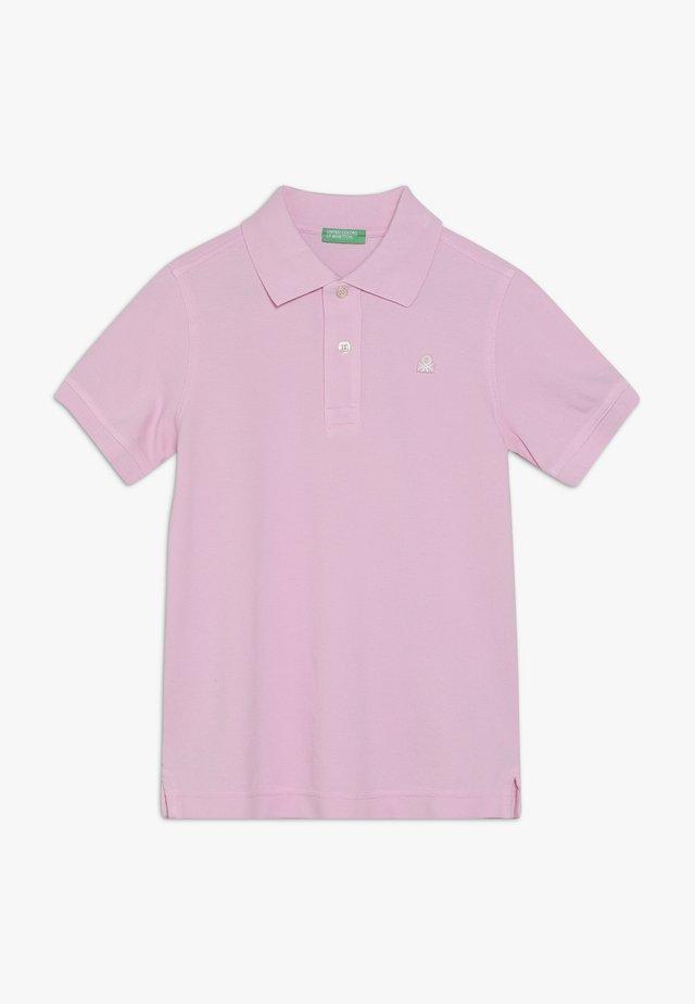 Poloshirt - light pink