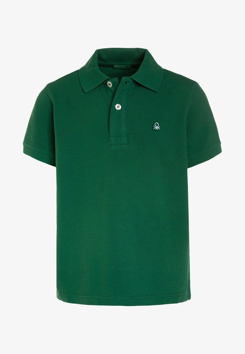 Benetton - BASIC - Poloshirt - green