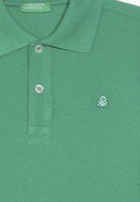 Benetton - Polo - green - 3