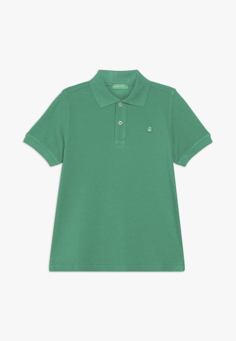 Benetton - Polo - green