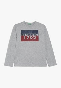 Benetton - Long sleeved top - grey - 0