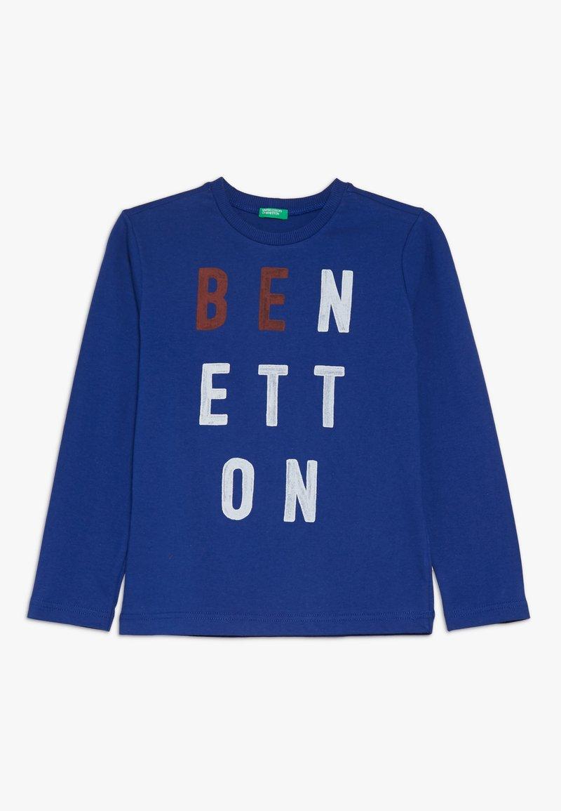 Benetton - Langarmshirt - blue