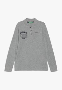 Benetton - Polo - grey - 0
