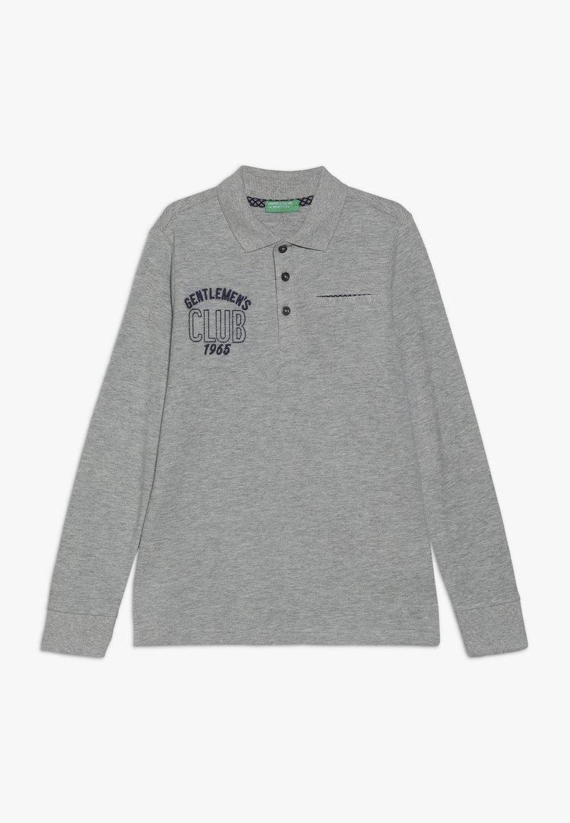 Benetton - Polo - grey