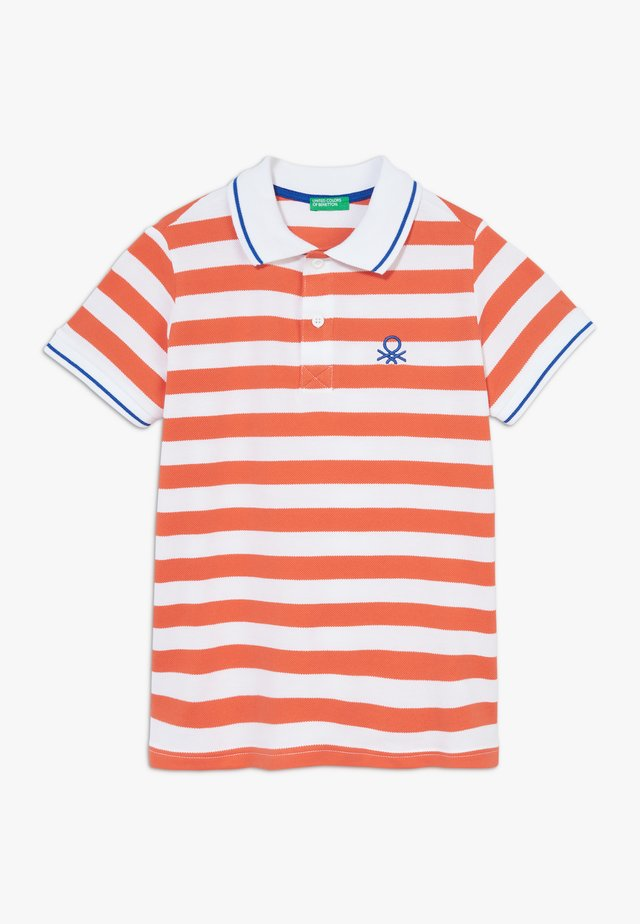 Koszulka polo - orange