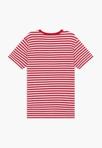 Benetton - T-shirt z nadrukiem - red - 1