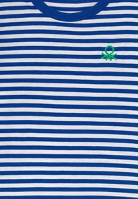 Benetton - T-shirt con stampa - blue - 3