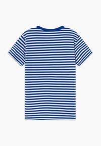 Benetton - T-shirt con stampa - blue - 1