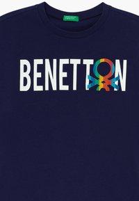 Benetton - Maglietta a manica lunga - dark blue - 3