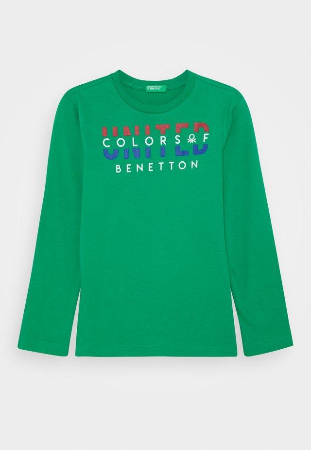 BASIC BOY - Pitkähihainen paita - green
