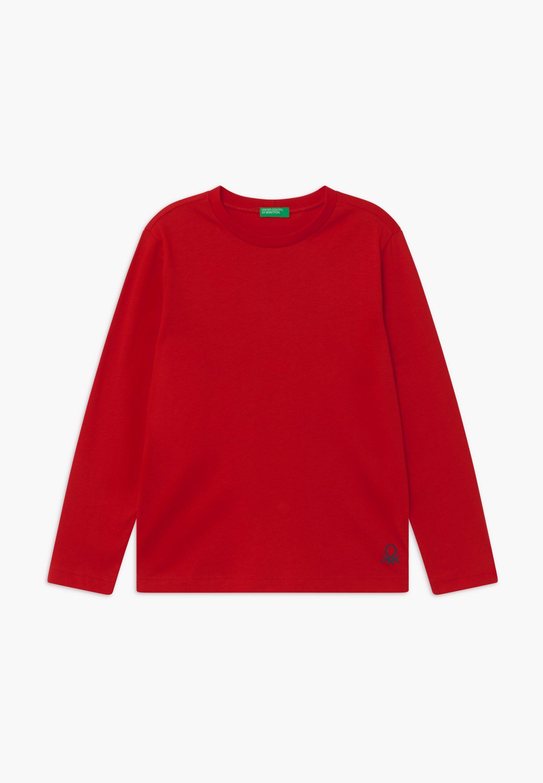 Shirt M//L Top /à Manches Longues B/éb/é gar/çon UNITED COLORS OF BENETTON T