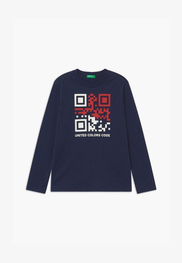 FUNZIONE BOY - Pitkähihainen paita - dark blue