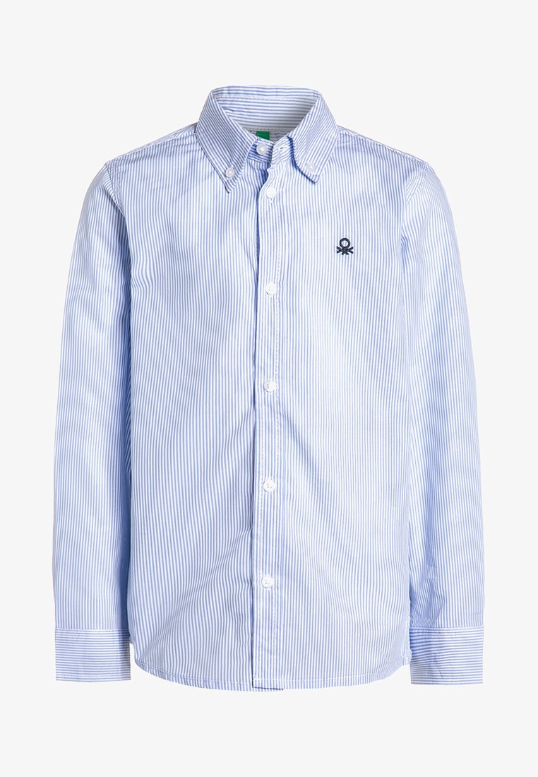 Benetton - Overhemd - light blue