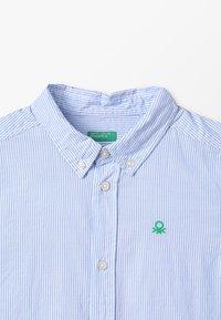 Benetton - Košile - light blue/white/off white - 4