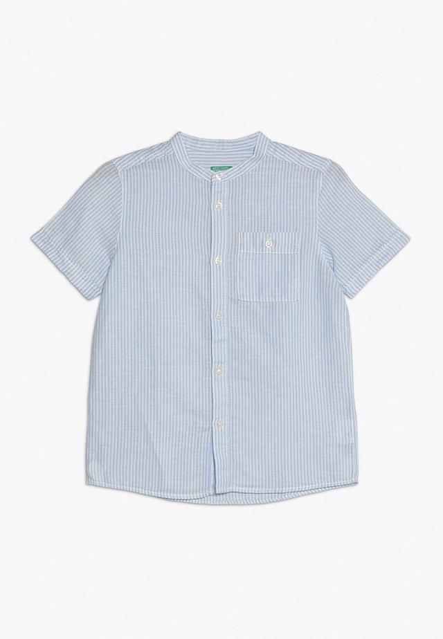 Camicia - light blue/white