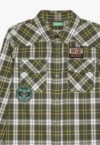 Benetton - Košile - khaki - 3