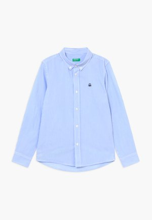Shirt - white/light blue