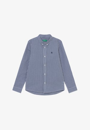 Košile - white/blue