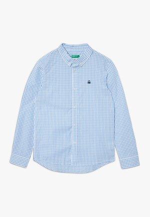 Košile - white/light blue