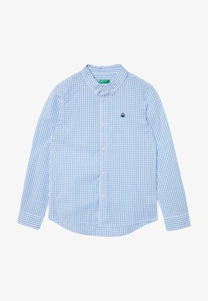 Camicia - white/light blue