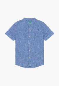 Benetton - Camisa - white/blue - 0