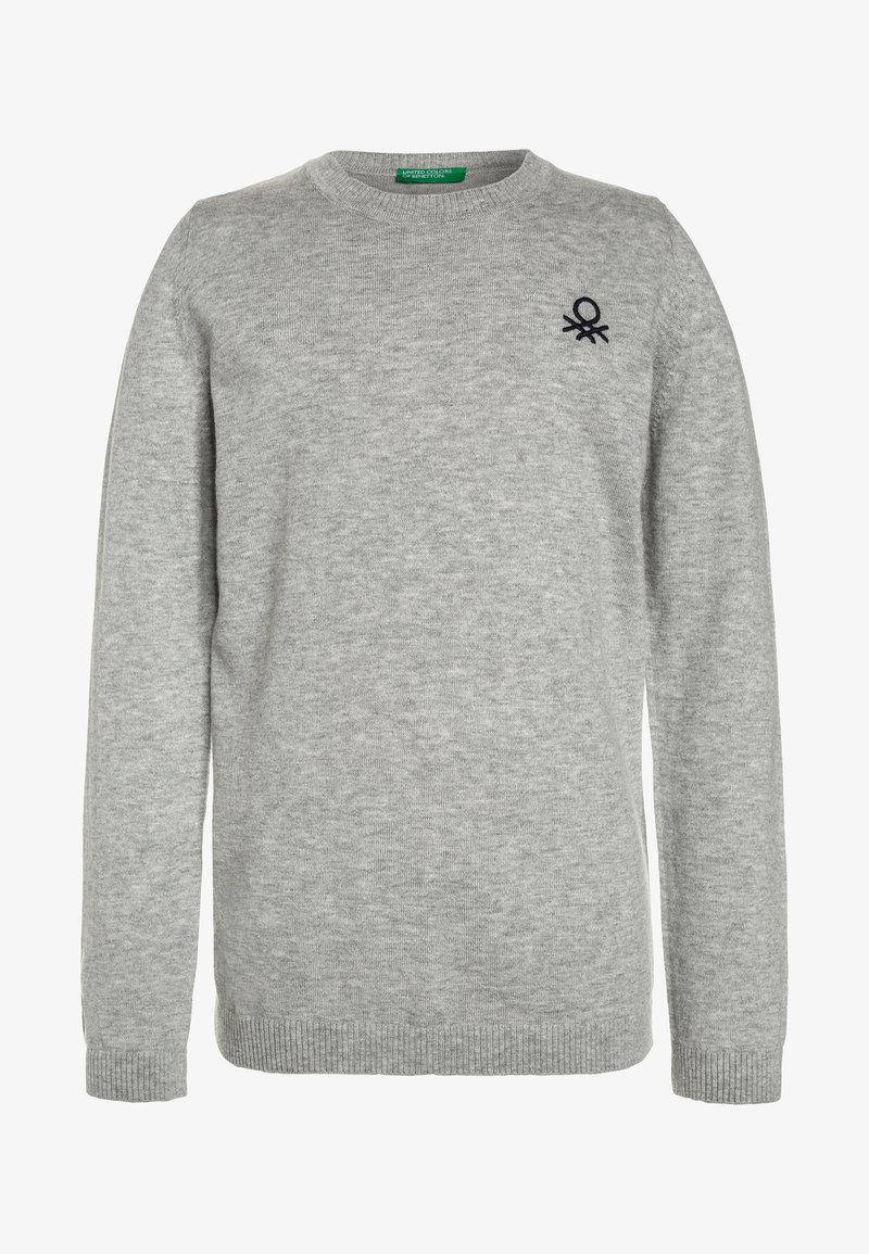Benetton - BOY  - Jersey de punto - grey