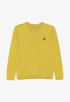 BOY  - Jumper - yellow