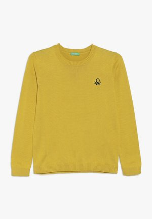 BOY  - Neule - yellow