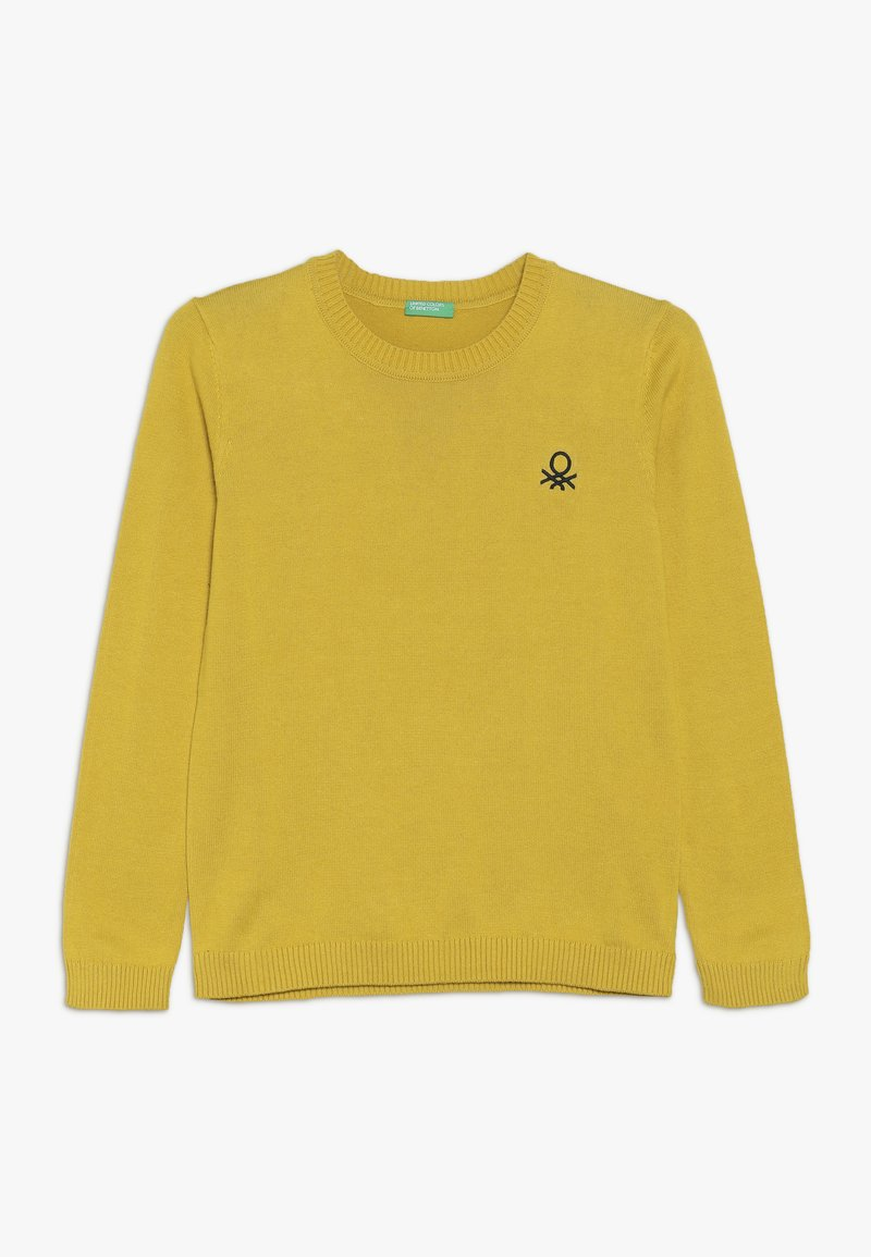 Benetton - BOY  - Jumper - yellow