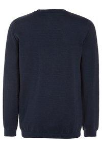 Benetton - BOY  - Sweter - dark blue - 1