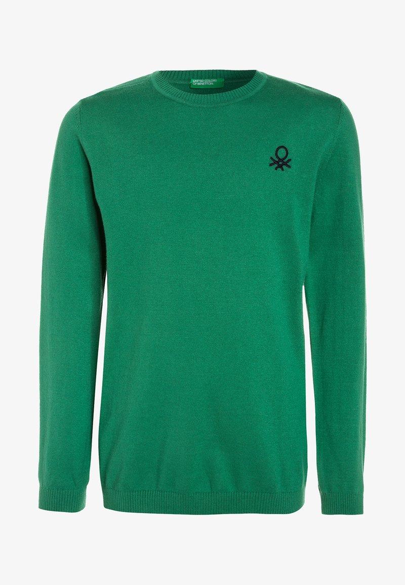 Benetton - BOY  - Jumper - green