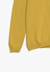 Benetton - V NECK  - Jumper - yellow - 3