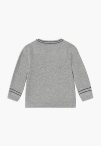 Benetton - Cardigan - mottled grey - 1