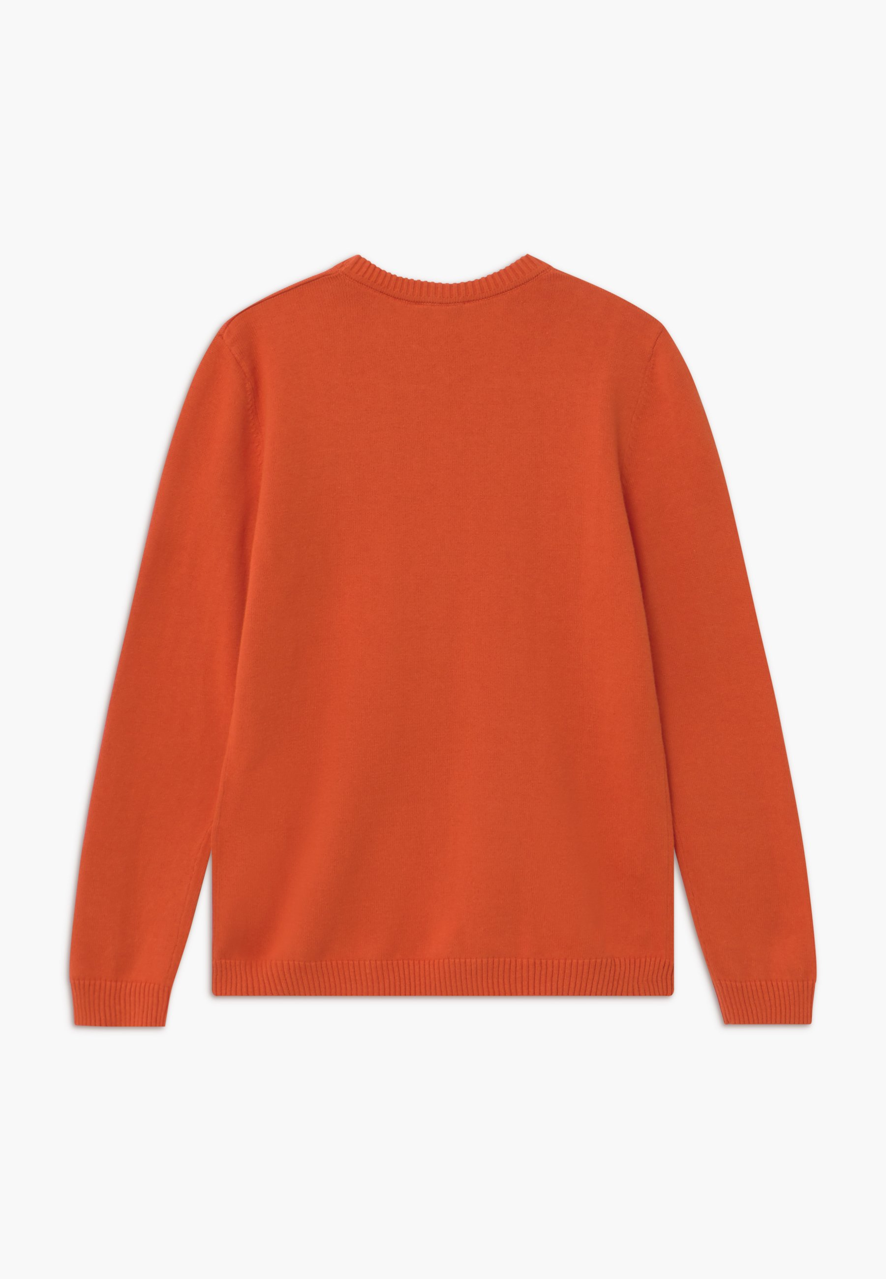 Pull orange de Benetton chez Zalando