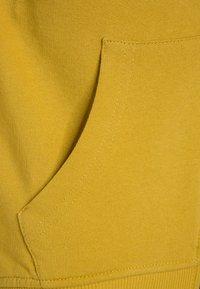 Benetton - Zip-up hoodie - yellow - 2