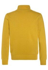 Benetton - Zip-up hoodie - yellow - 1