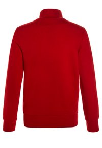 Benetton - Zip-up hoodie - red - 1